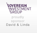David & Linda are sponsored by Sovereign Investment Group